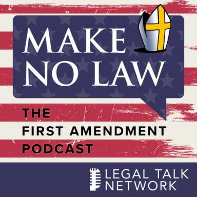 Make no Law podcast
