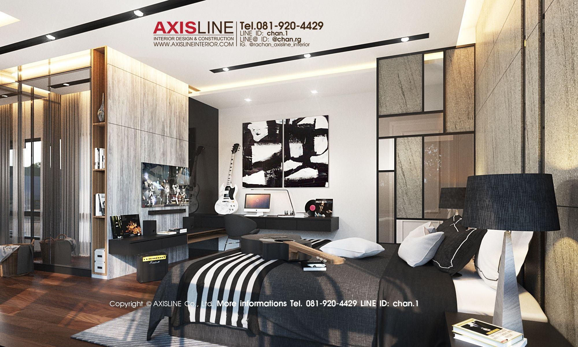 ปักพินโดย AXISLINE Interior Design ใน Company profile