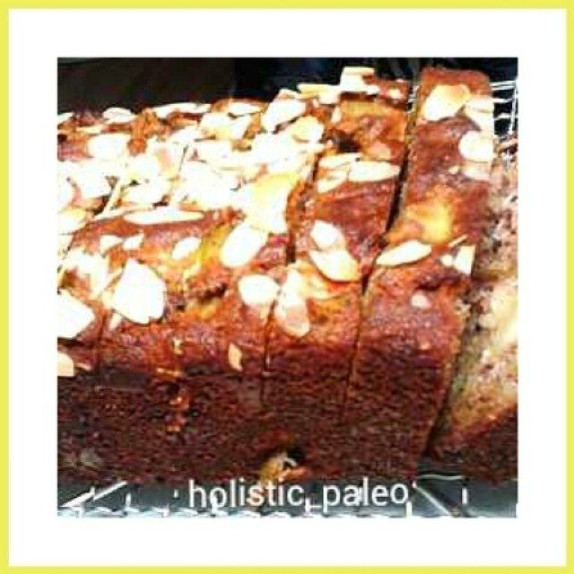 Delicious paleo friendly recipe. Apple & cinnamon cake which is gluten, dairy & processed sugar free. Recipe just posted on my website at www.holisticwellnessforlife.com #paleorecipe#paleodiet#cake#paleosnack#healthyliving#glutenfree#dairyfree#fitsnack#we
