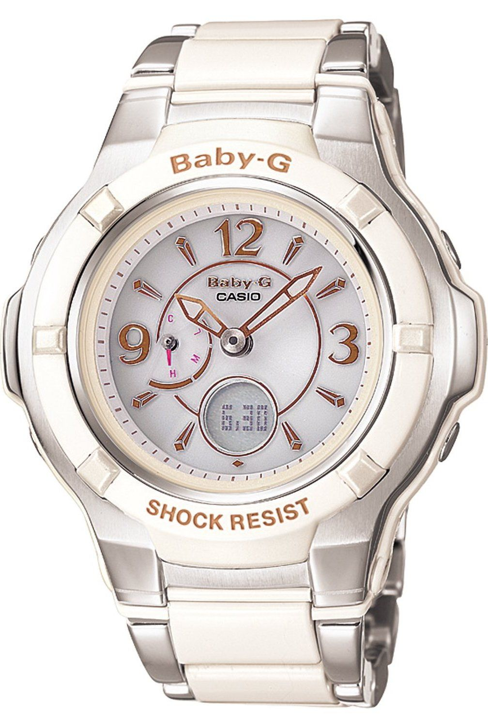Casio Baby-G Composite Line Tough Solar Radio-Controlled Multiband 6  BGA-1200C-7BJF Women s Watch Japan import 6cbcae8bb4