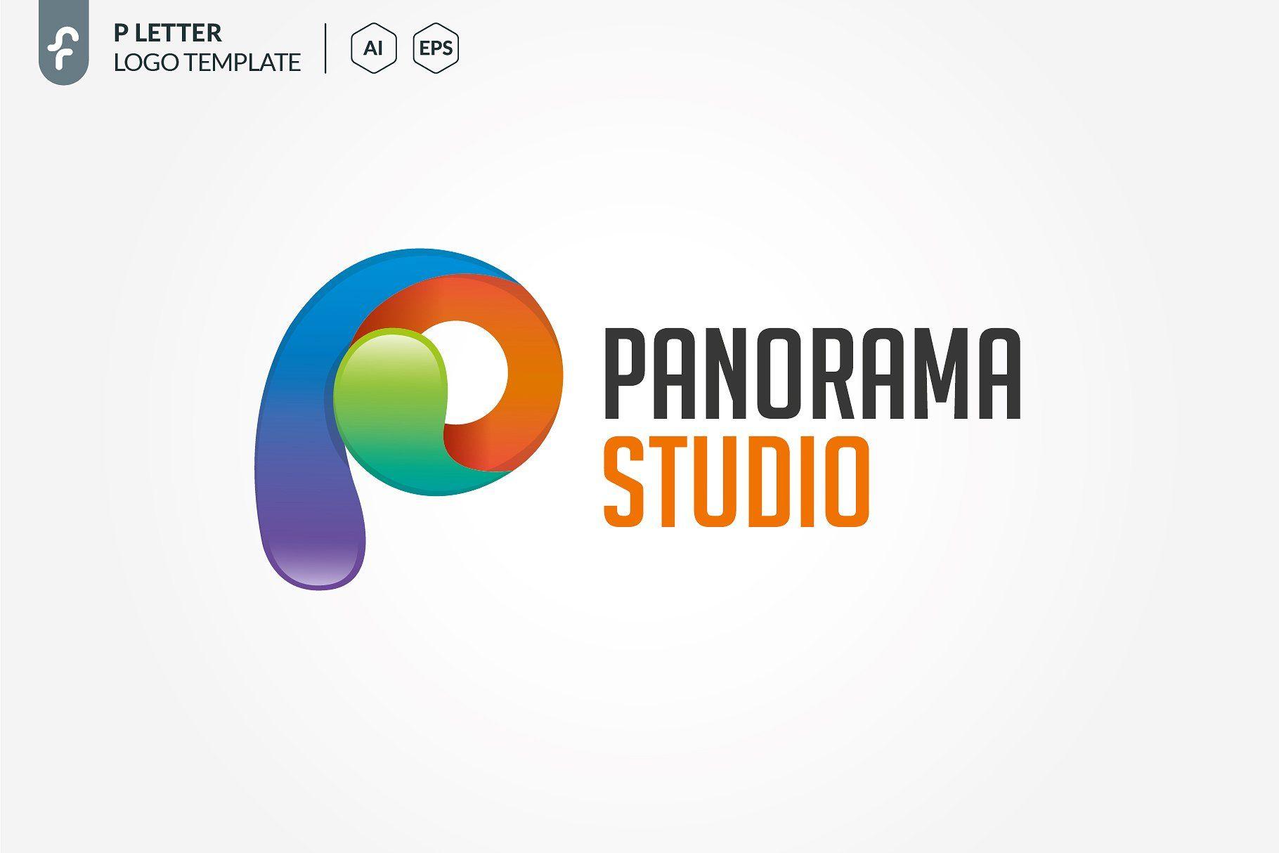 Panorama Studio Logo Studiopanoramatemplateslogo Google