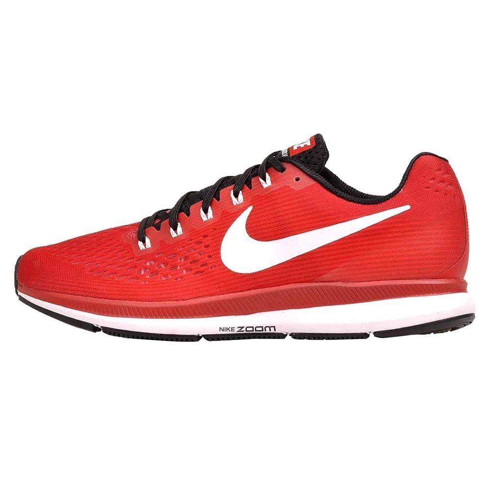 1979ed367847 Nike Air Zoom Pegasus 34 Mens Running Shoes 14 University Red Black  Nike   RunningShoes