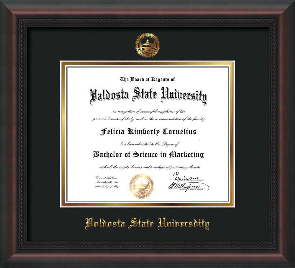 Colorful Penn State Diploma Frames Embellishment - Picture Frame ...
