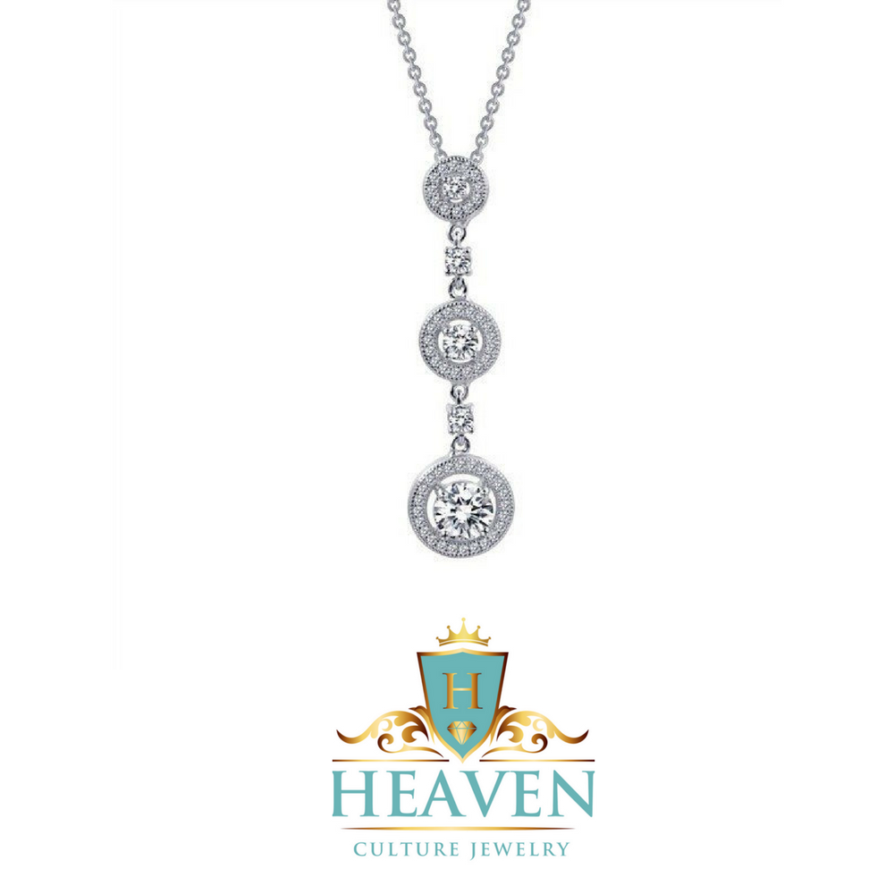 franki pendant baker products simulated white silver necklace pearl on diamond key sterling and