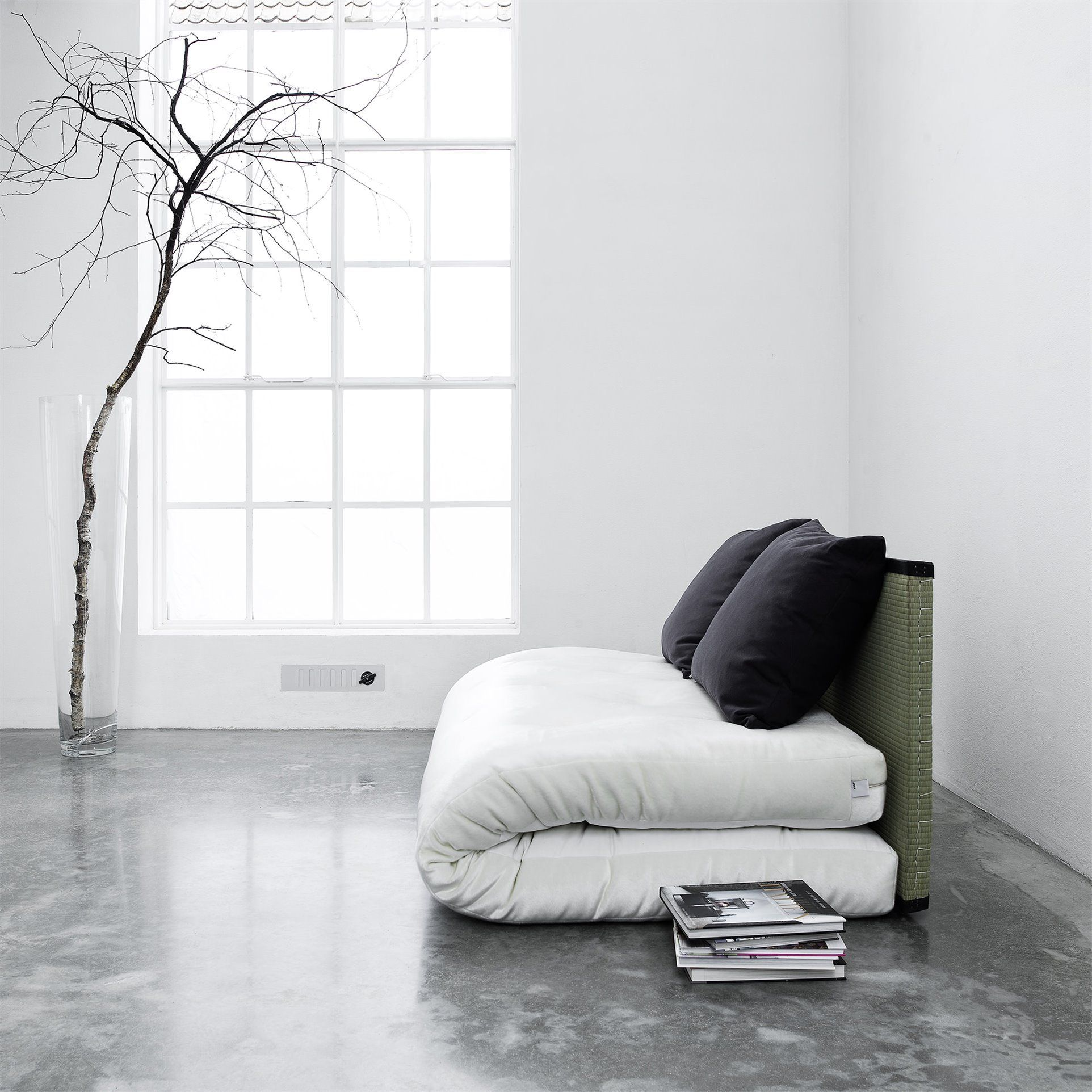 Love These Simple Futon Beds And Sofas   Stil Inspiration