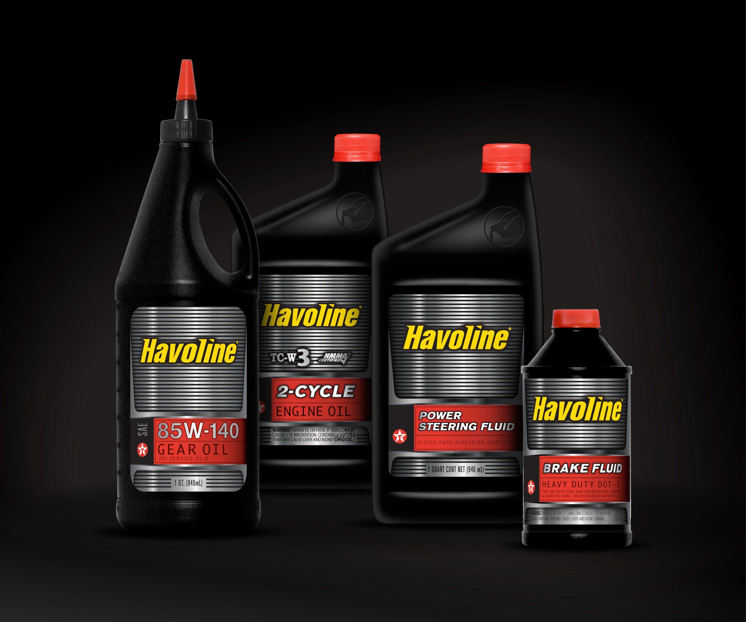 Havoline Mclean Brand Packaging Design Brand Packaging
