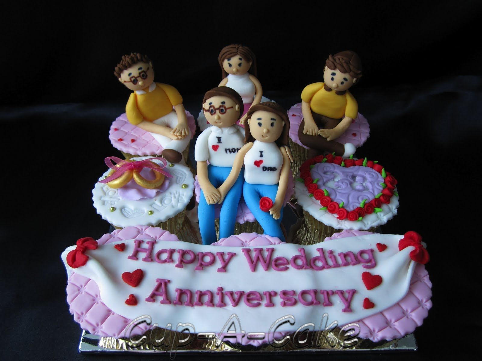 anniversary-cakes-mumbai-11 | ideas for the house | pinterest