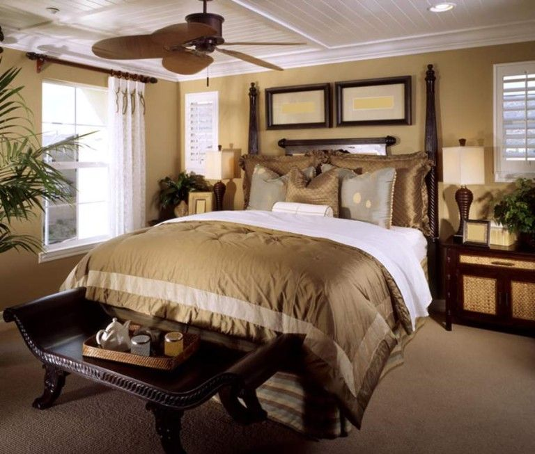 25 Stunning Transitional Bedroom Design Ideas: 25 Stunning Luxury Master Bedroom Designs (With Images