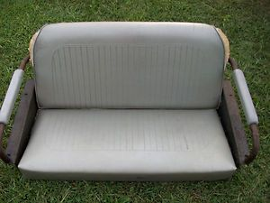 Peachy Rear Bench Seat 1968 Ih Scout 80 800 International Grey Dailytribune Chair Design For Home Dailytribuneorg