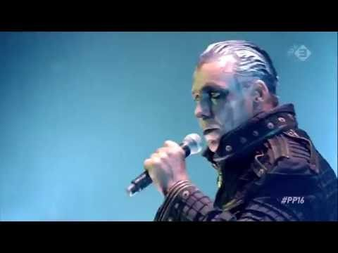 """Here's Pro-Shot Live Footage Of RAMMSTEIN's New Song """"Ramm 4"""" - Metal Injection"""