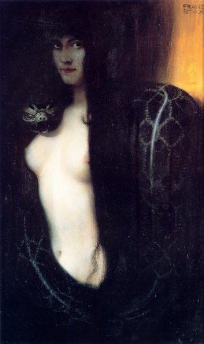 Stuck, Franz von (b,1863)- Sin, Ib