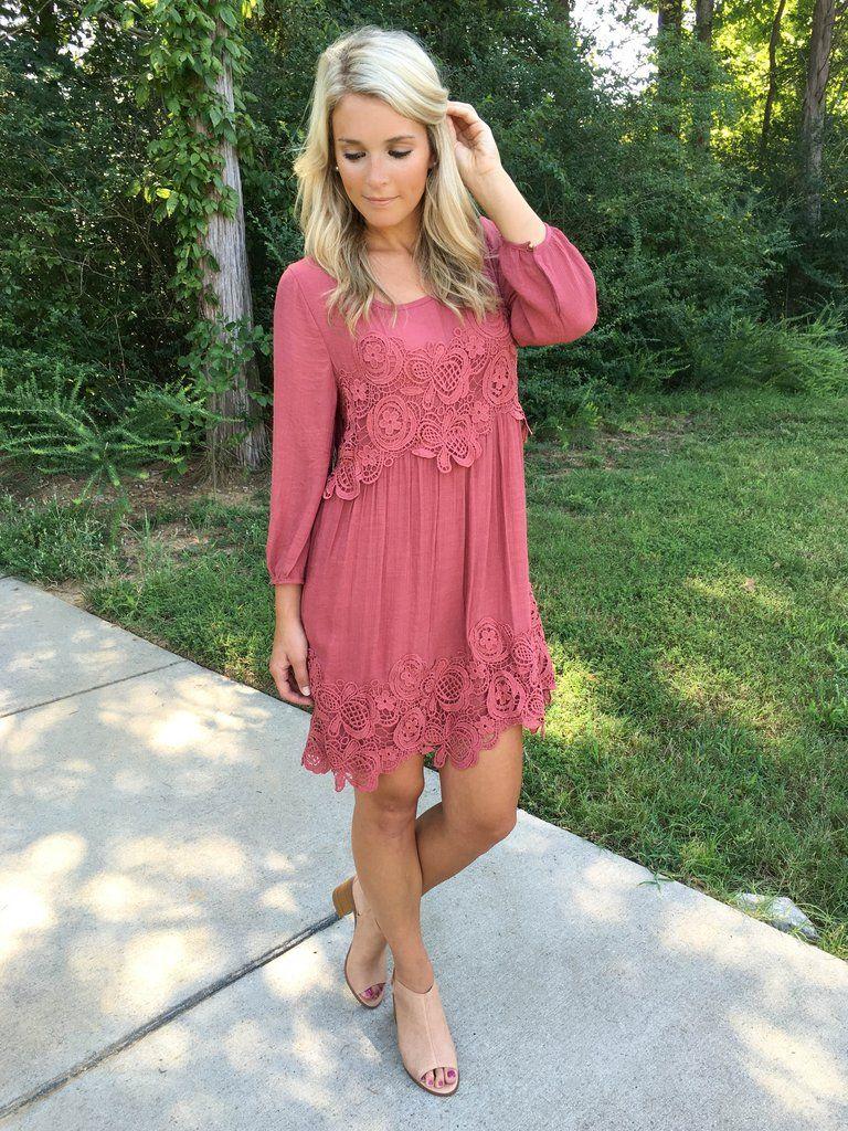 Best Kept Secret Dress - Marsala | Hijab 4* | Pinterest