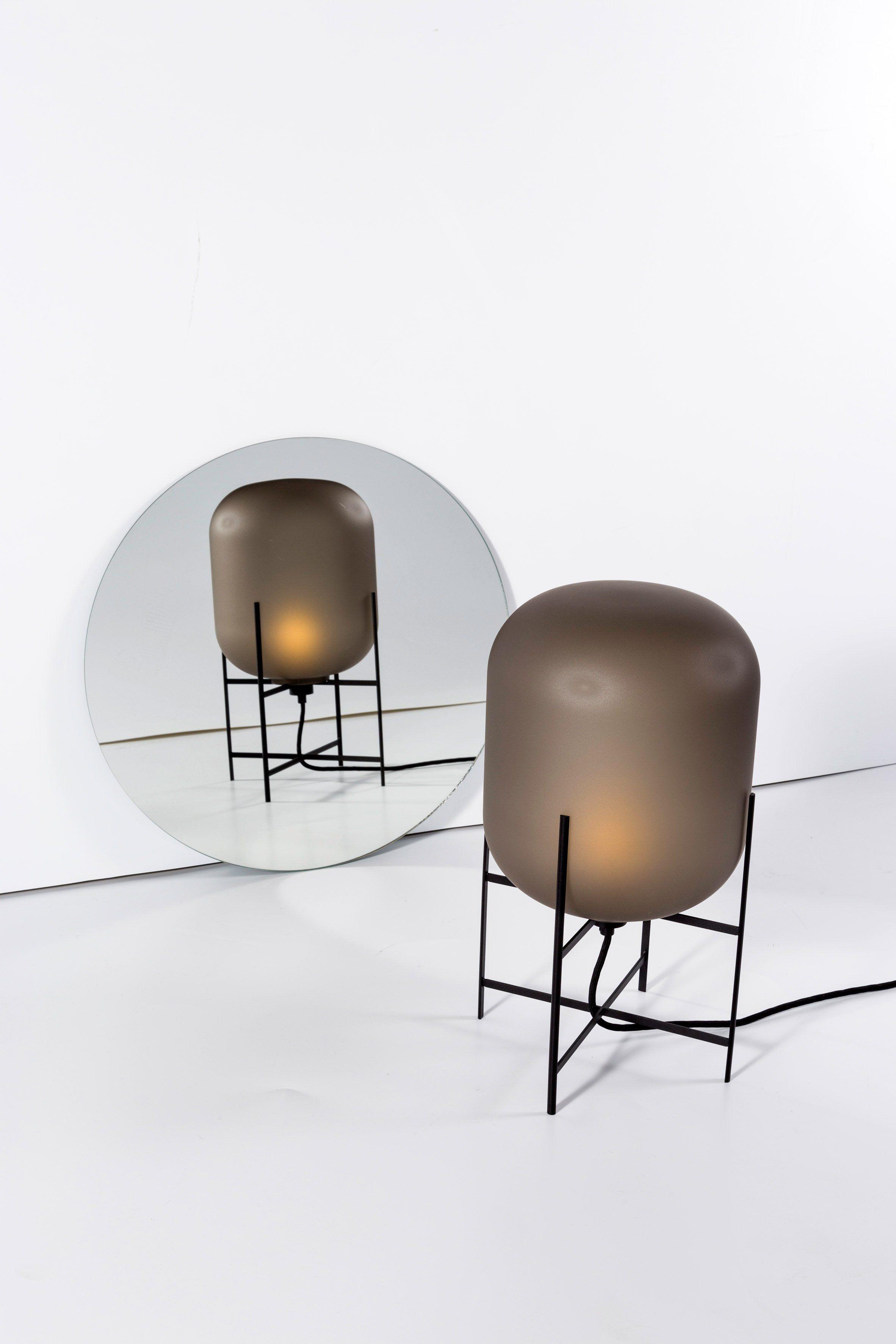 Dezeen Has Teamed Up With German Design Studio Pulpo And Long Term Collaborator Sebastian Herkner To Give Away Versions Of The Oda Lamp Lamp Lamp Design Design
