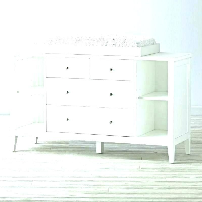 Cherry Wood Dresser Changing Table
