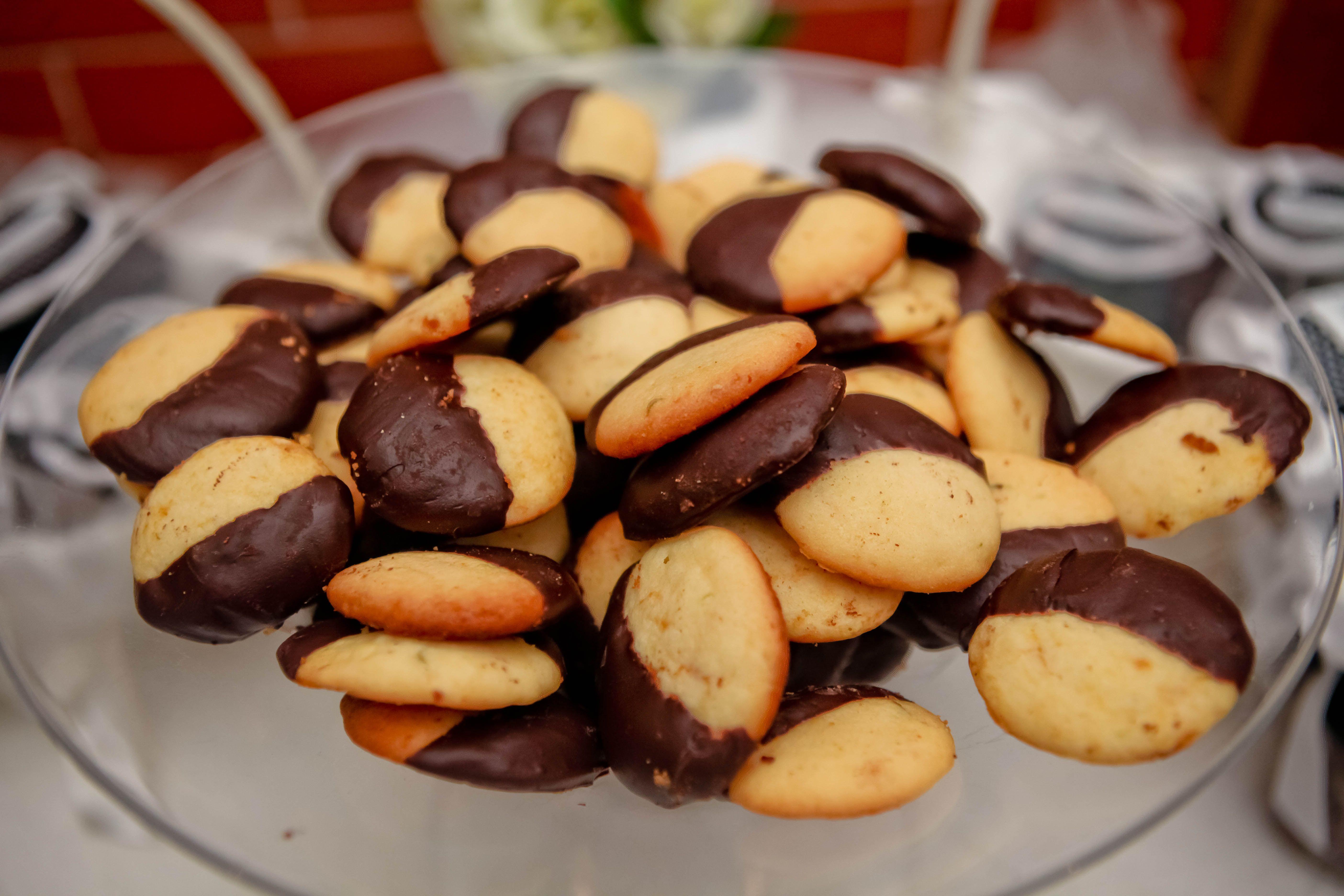 Biscoito dois amores