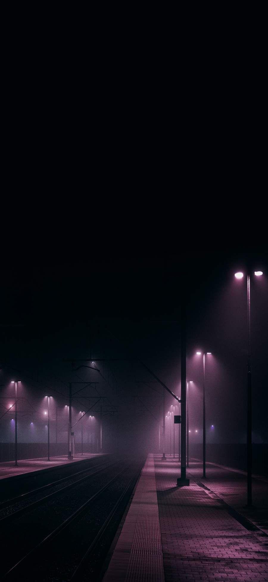 Night Light Wallpaper : night, light, wallpaper, Night, Lights, IPhone, Wallpaper, Minimalist, Phone,, Abstract, Iphone, Wallpaper,, Samsung