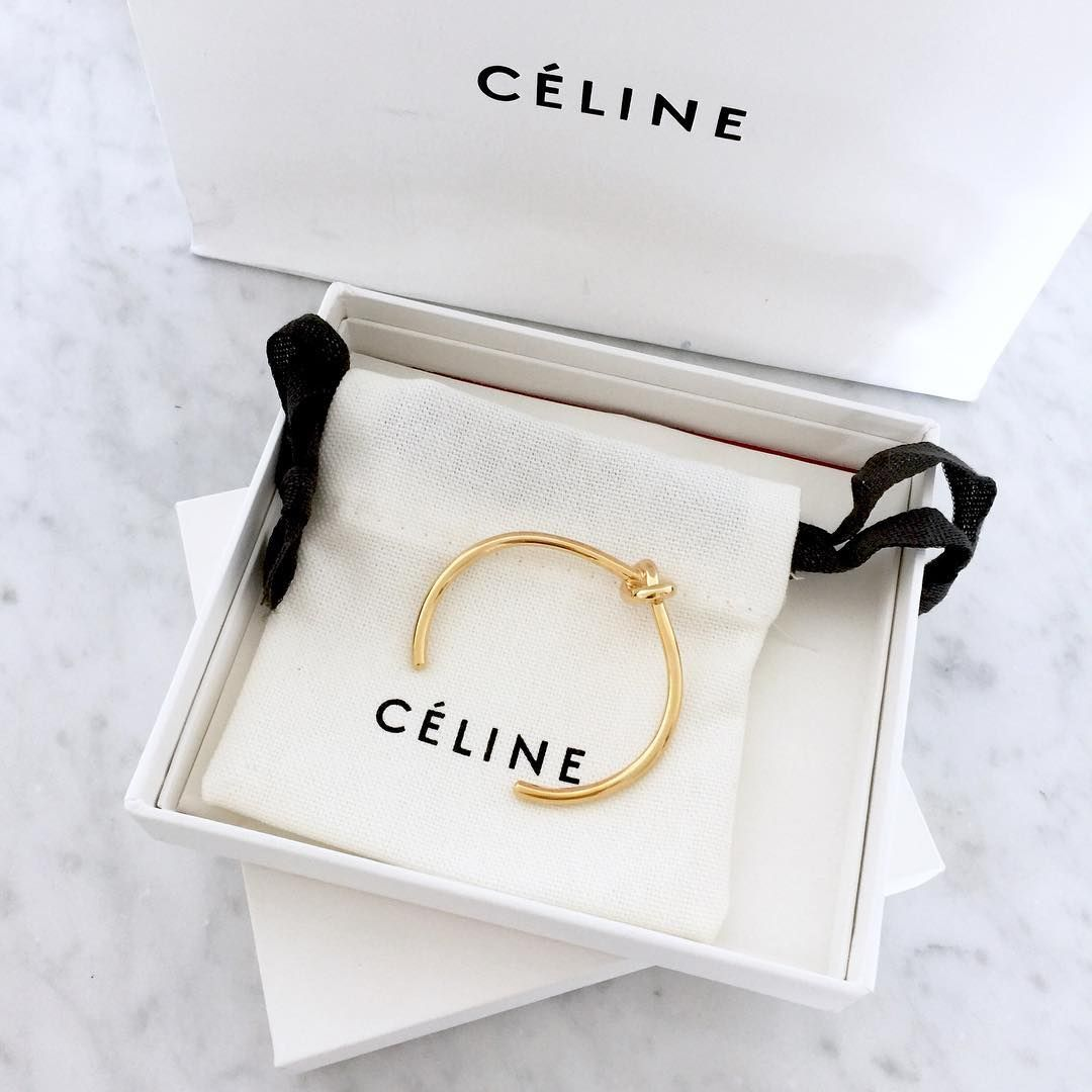 Celine Knot Bracelet Pinterest Blancazh With Images