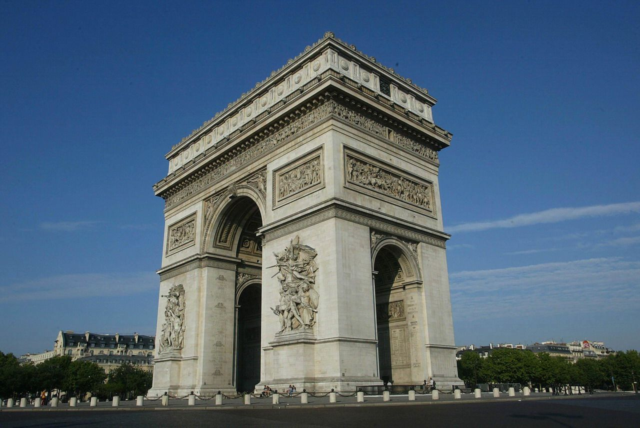 Historical buildings paris france yahoo search results Famous architectural structures