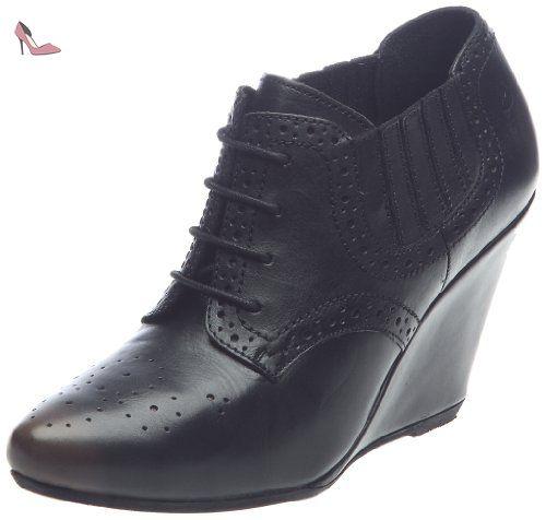 Rent, Chaussure Mocassin Femme - Noir (744-A) 39Bronx