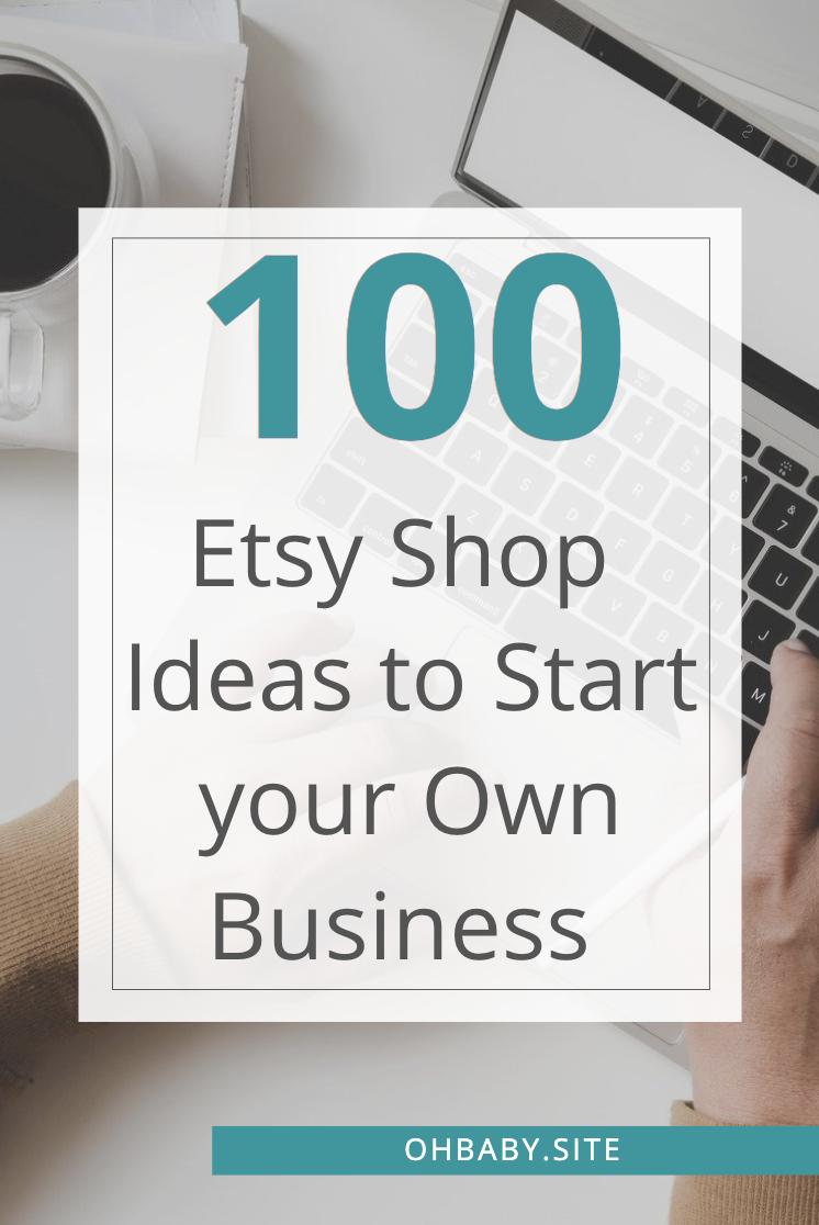 100 Etsy Shop Ideas Selling On Etsy In 2020 Etsy Shop Etsy Shopping