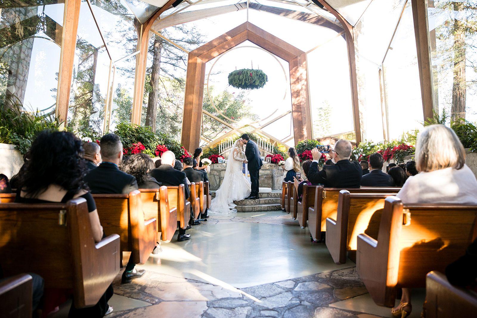Southern California catholic ceremony at the Wayferers ...