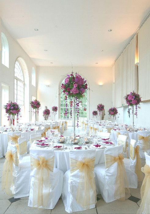 Kew Gardens In The Picturesque Richmond Upon Thames Is A Breathtaking Wedding Venue London