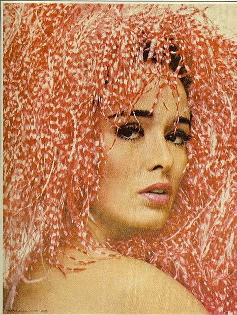 From Mademoiselle, April 1966