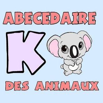 Ab c daire animaux imprimer gratuitement coloriages - Abecedaire a colorier ...