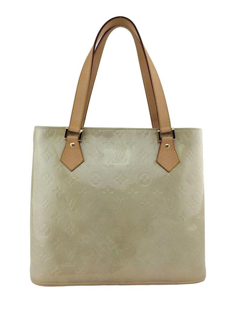 Louis Vuitton Monogram Vernis Houston Tote Bag  29775ca35fa7a