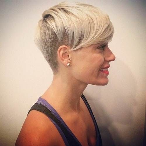 Most Badass Shaved Hairstyles For Women