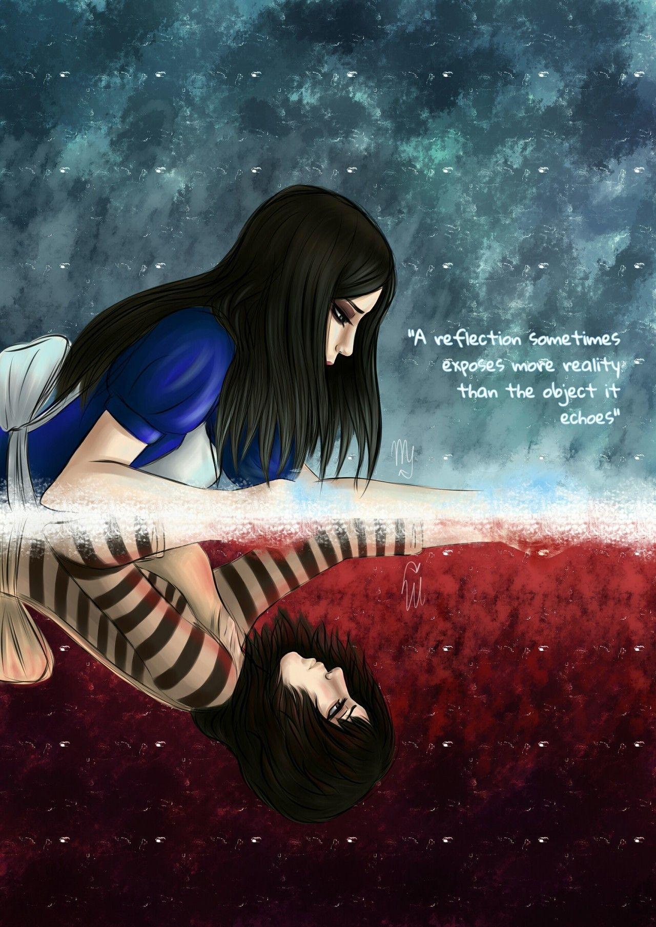 American Mcgee S Alice Alice Madness Returns Art Lazydork0507