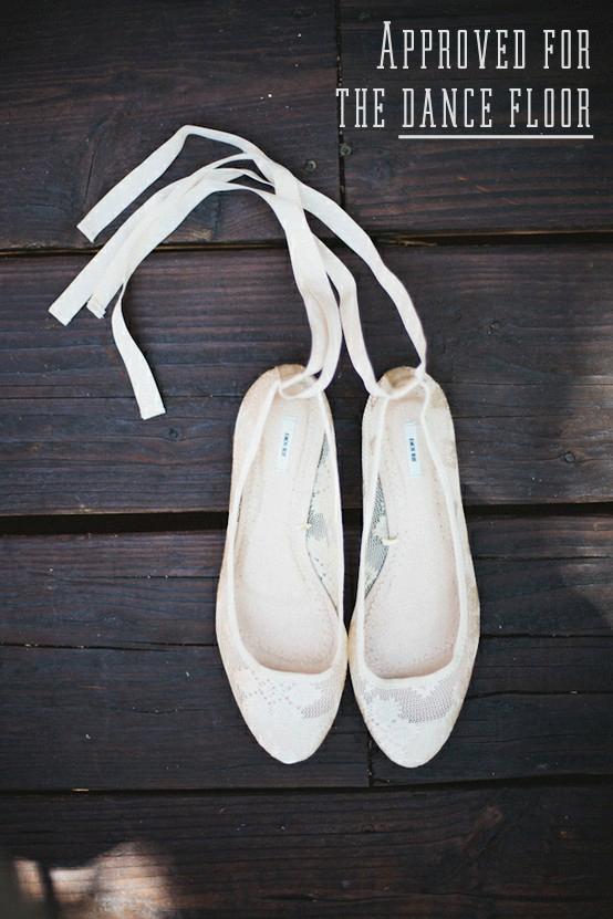 dance shoes.