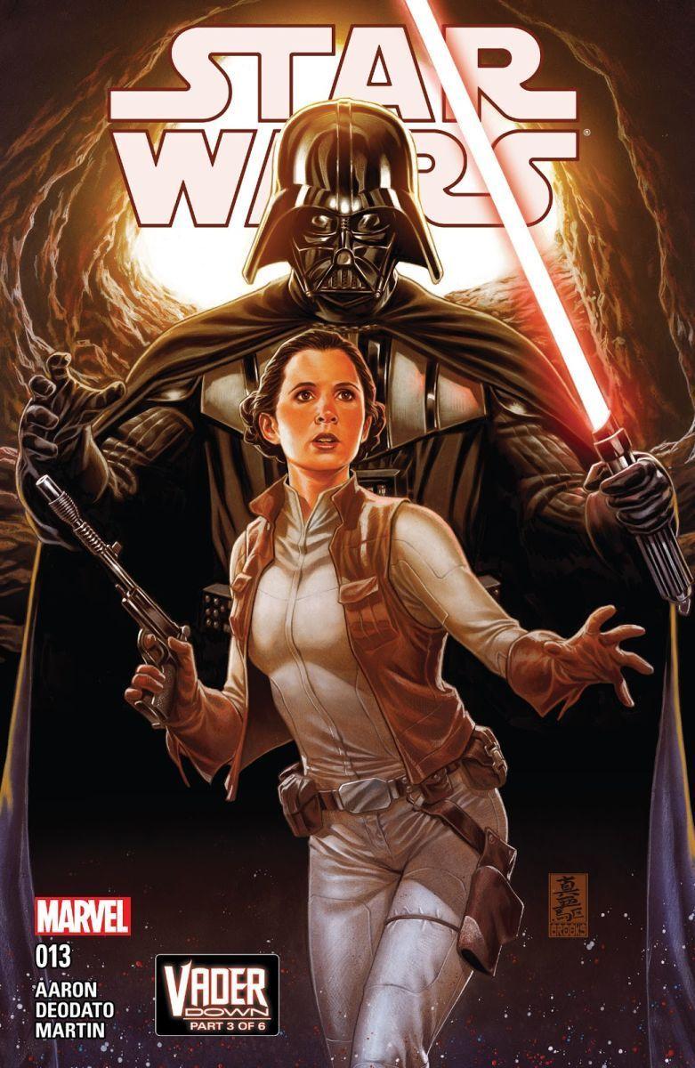 Los Nuevos Cómics de Star Wars, una delicia para el fanático