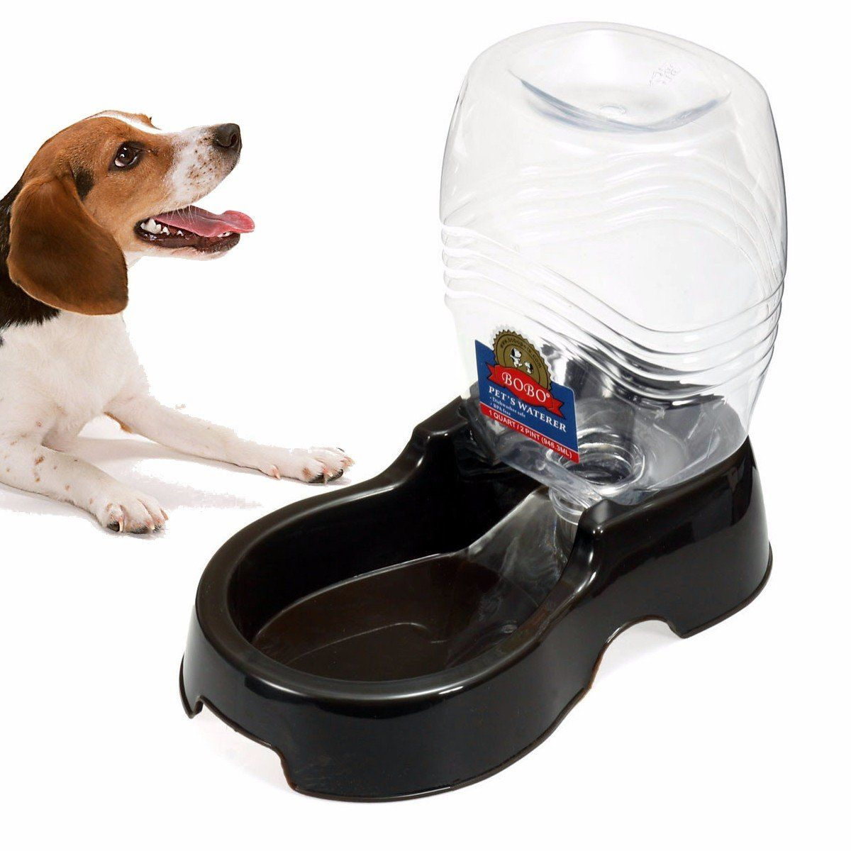 In Pantry 8 49 946ml Pet Dog Cat Large Automatic Waterer Drink