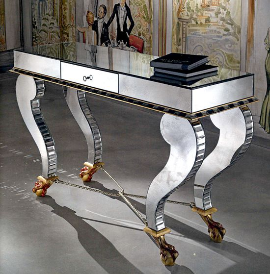 Lovely 27 Dramatic Console Tables By Taylor Llorente