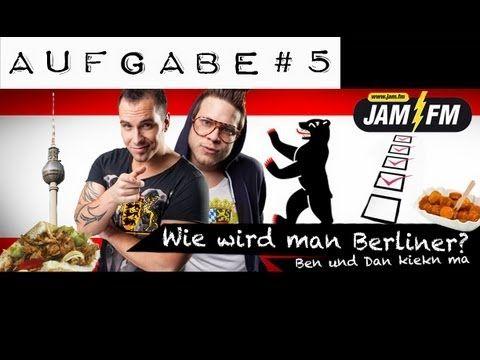 Wie wird man Berliner ? - 5 Schaue ein Spiel eines lokalen Sportteams // http://www.jam.fm/ben-und-dan-kiekn-ma #JAMFM #Berlin