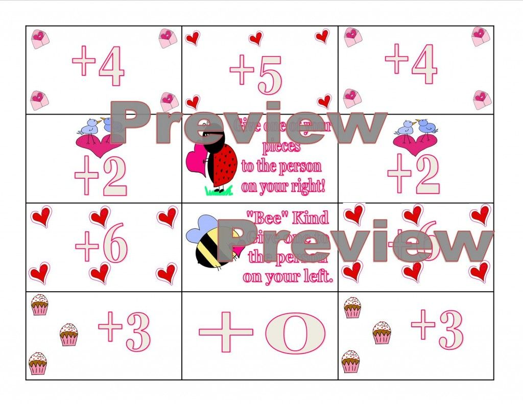 Easy Valentine S Day Classroom Party Games