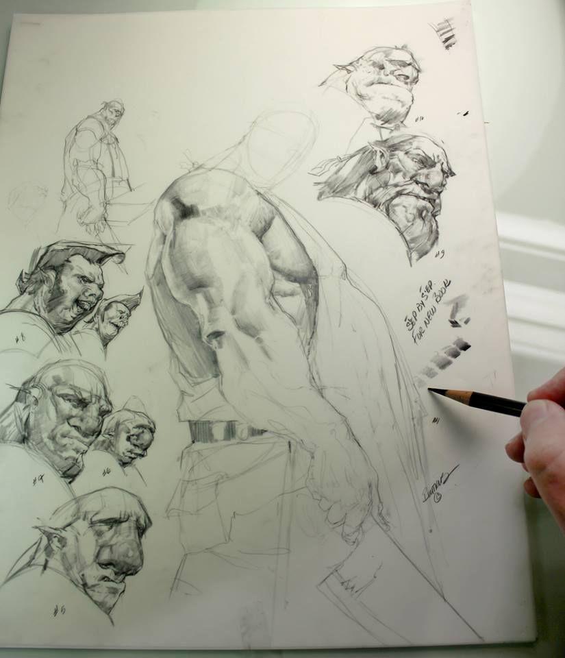 Sketch by Mike Butkus | Artistic Nature | Pinterest | Cuadernos de ...
