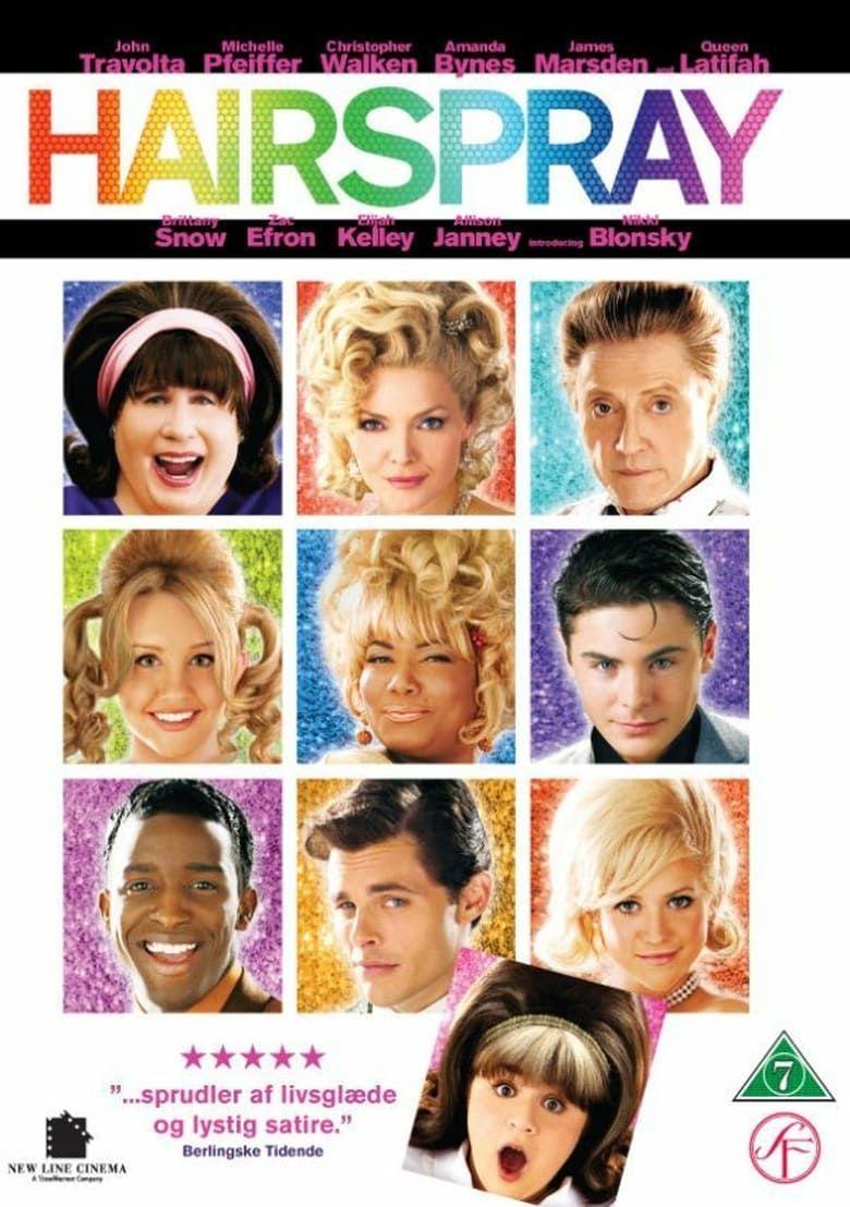 Hairspray Hela Filmen Viooz Hairspray Movie Hairspray Full Movies