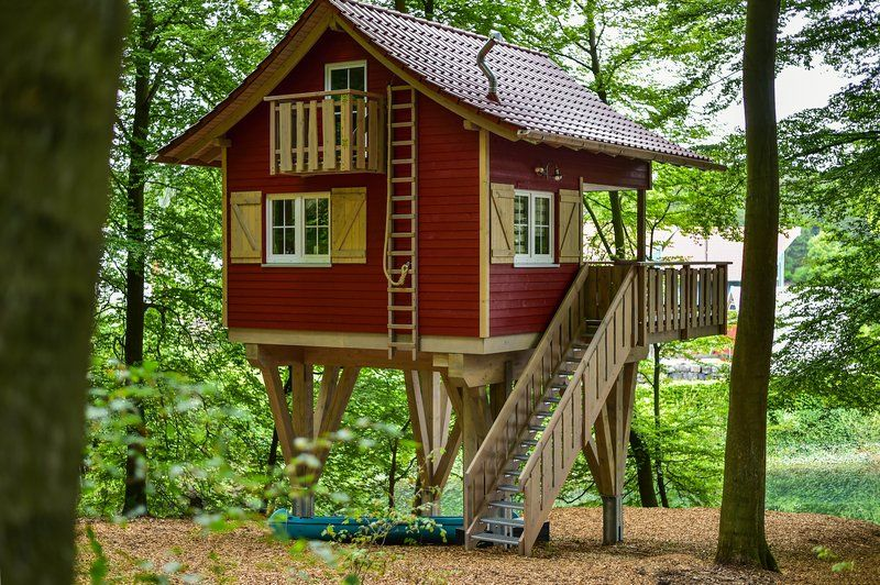 Baumhauser Am Sorpesee Baumhaus Urlaub Ferienhaus Sauerland Und