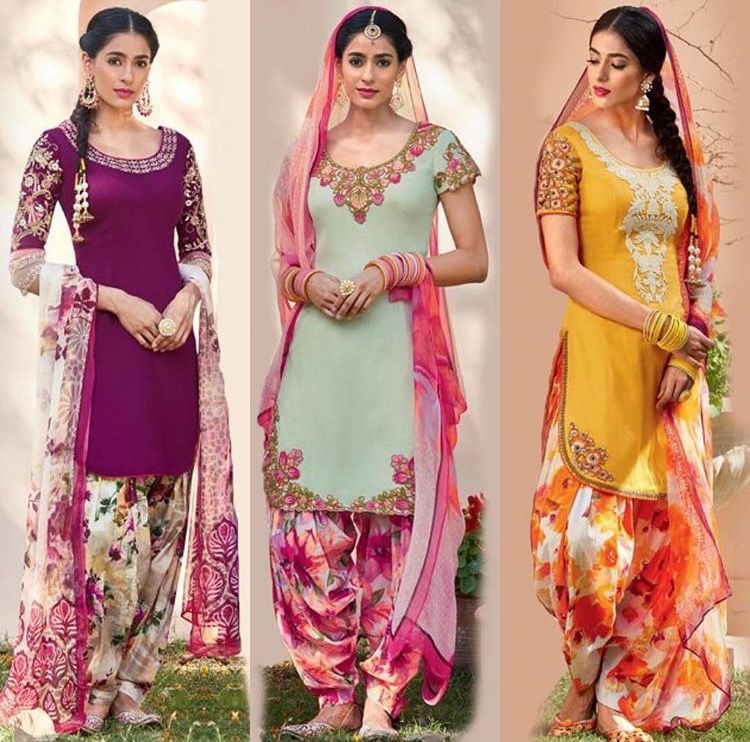 punjabi Suits : visit us at https://www.facebook.com ...