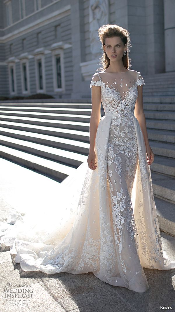 Best Berta Fall Wedding Dresses u Bridal Photo Shoot