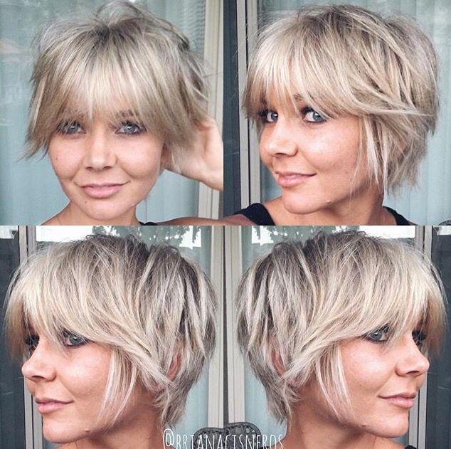 Pin de Samantha Vodic en Hair Pinterest Corte de pelo, Pelo