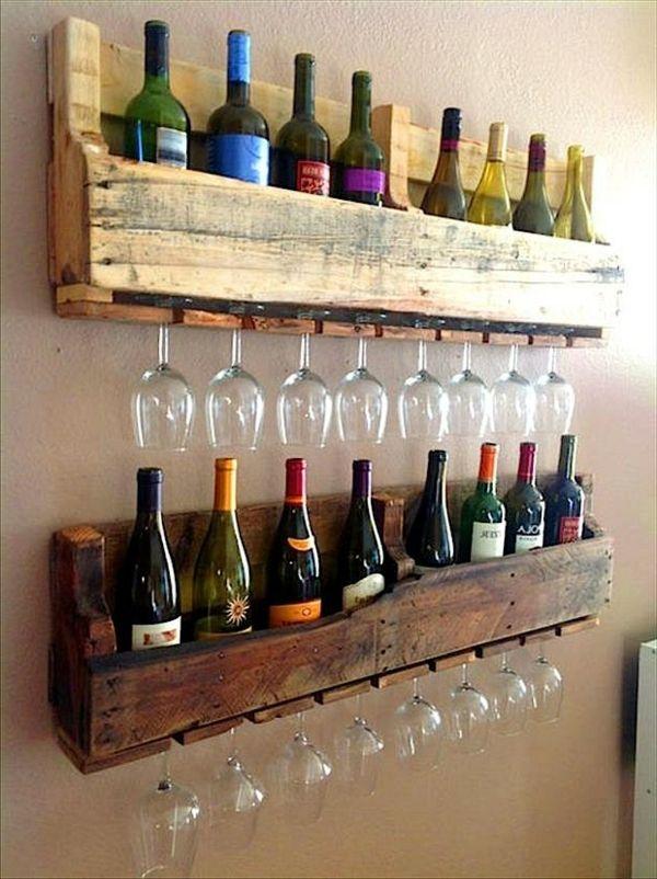 Regal In Der Kuche Weinliste Diy Und Selbermachen Pinterest