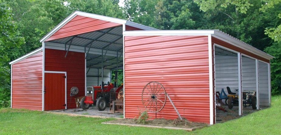 carolina+barns 10 7 horse barn 42 x 31 x 11 7 carolina