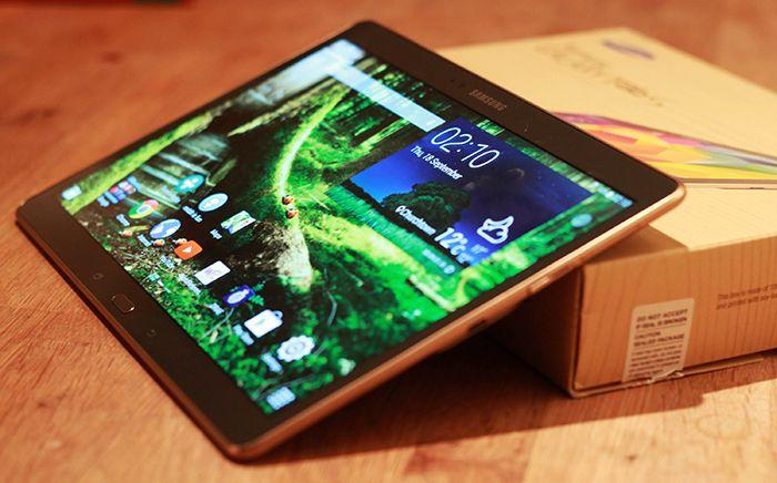 Como instalar TWRP Recovery e Rootear Galaxy Tab S 10 5