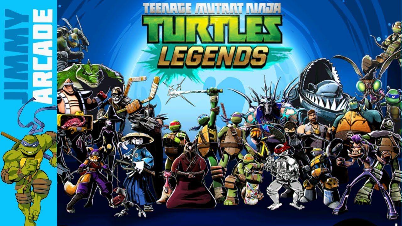 Teenage Mutant Ninja Turtles Legends Android Teenage Mutant Ninja Turtles Ninja Turtles Mutant Ninja Turtles