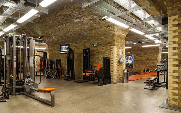 Ok it s not a garage gym but its pretty badass
