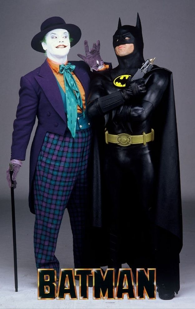 This film is the only live action Batman movie where there is only one supervillain. : 80s batman costume  - Germanpascual.Com
