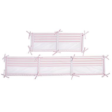 FREE SHIPPING AVAILABLE! Buy Nojo 4-pc. Crib Liner at JCPenney.com today and enjoy great savings. Available Online Only!